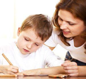 Xác định mục tiêu cho con