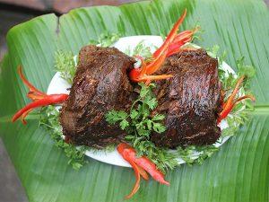 Đặc sản cho ngày Tết - Cá kho ở làng Vũ Đại