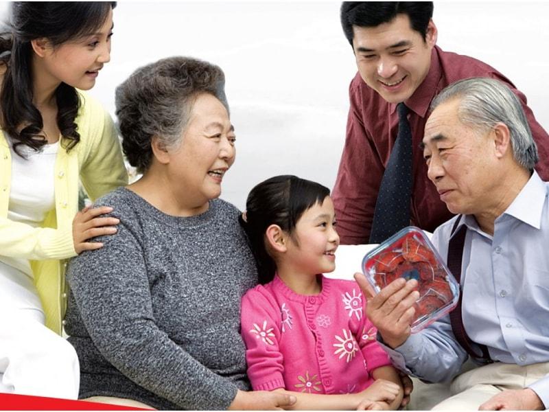 9 gợi ý chọn quà Tết cho người già thiết thực và ý nghĩa 6