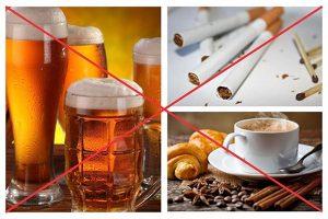 Không tặng rượu bia và chất kích thích cho người cao tuổi