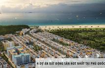 Top 4 dự án bất động sản Hot nhất tại Phú Quốc năm 2020