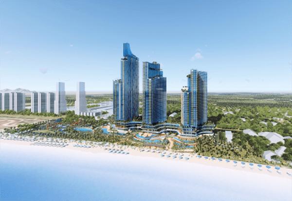 Dự án Sunbay Park Ninh Thuận có vị trí đắc địa
