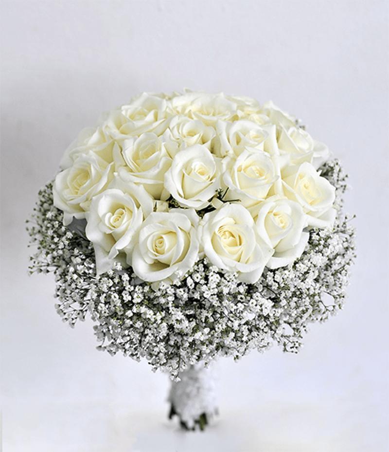 Đám hỏi có cần dùng hoa cầm tay không? 1