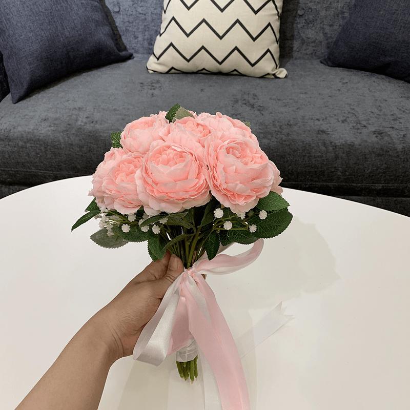Đám hỏi có cần dùng hoa cầm tay không? 2